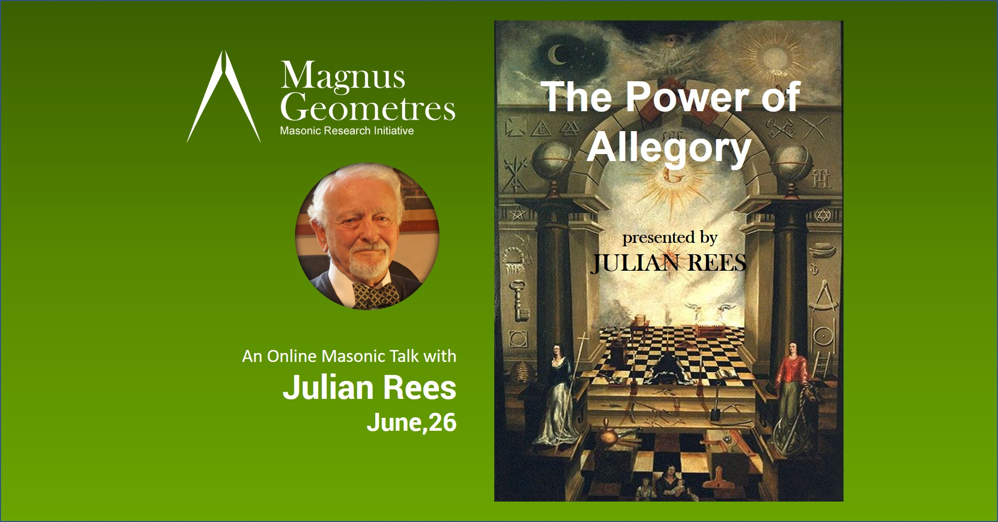 Julian rees The Power Of Allegory By Julian Rees