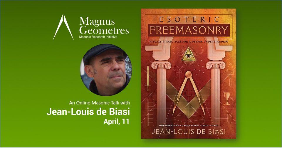 De Biasi Esoteric Freemasonry: Rituals & Practices for a Deeper Understanding
