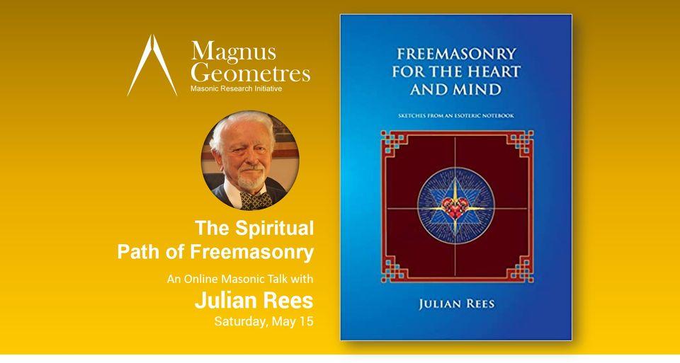 fhandm The Spiritual Path of Freemasonry - Julian Rees